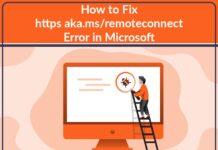 Remoteconnect https aka ms